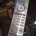 CATVセットトップボックス リモコン